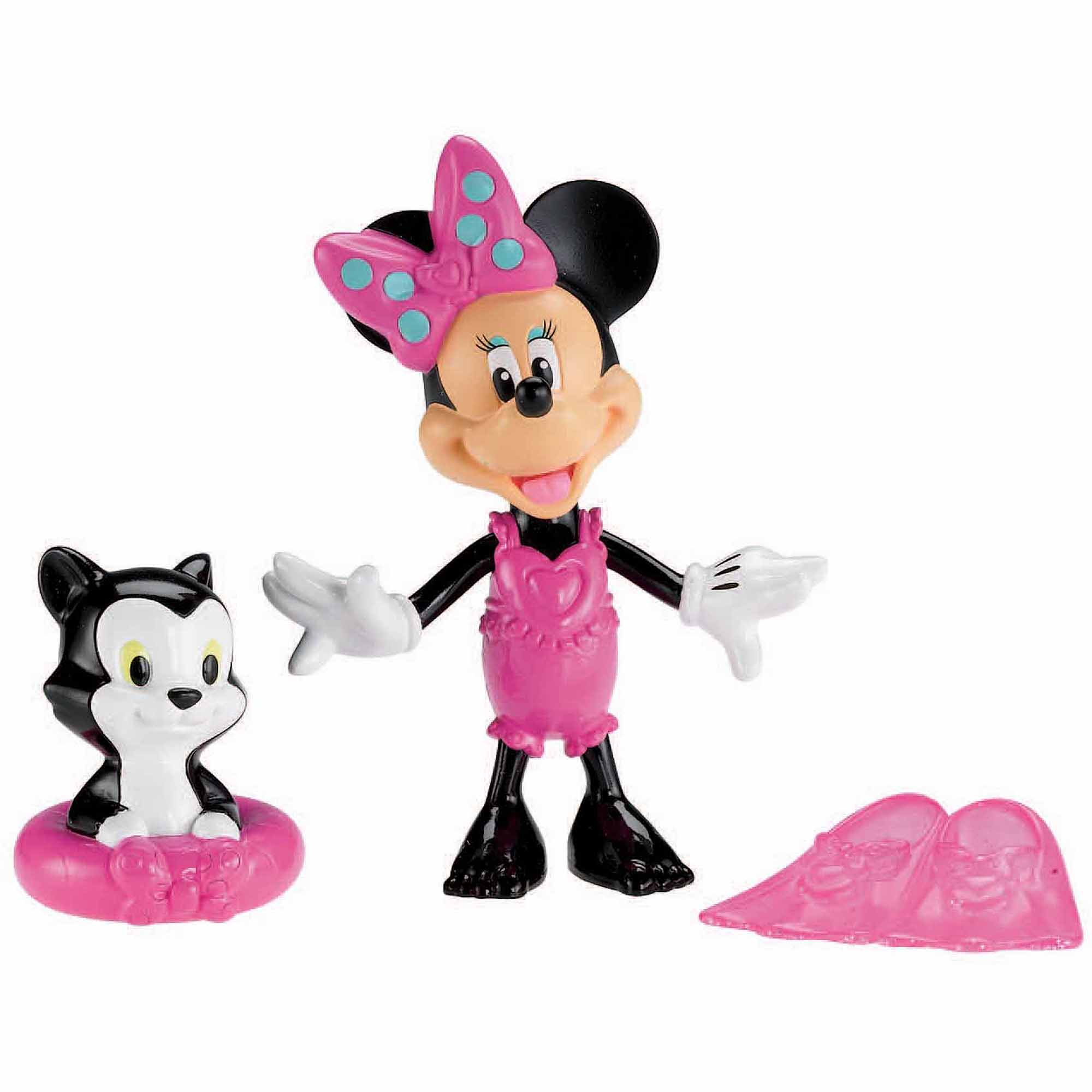 Fisher Price Disney Minnie Mouse and Figaro Bathtime by