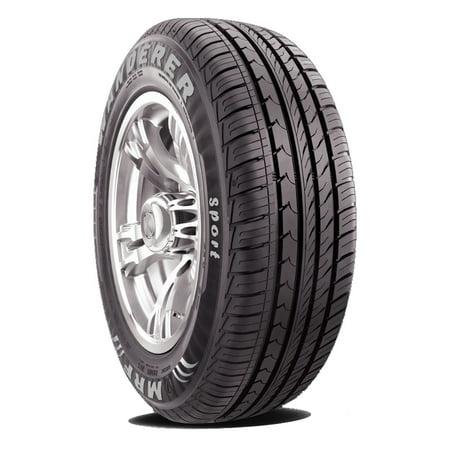 All Weather Tire >> Mrf Wanderer Sport 205 60r16 92h A S All Season Tire Walmart Com