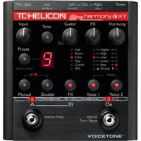 T.C. Helicon Harmony-G XT Voice Effect Pedal