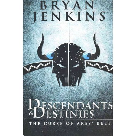Descendants   Destinies  The Curse Of Ares Belt