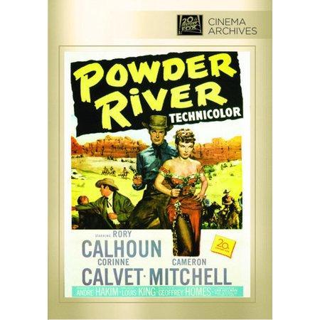 Powder River (DVD) ()