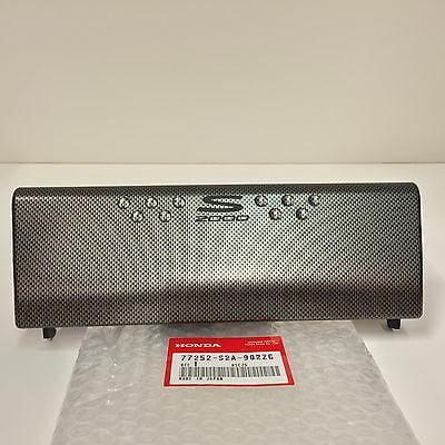 Genuine OEM Honda S2000 CR Carbon Fiber Radio Trim Cover