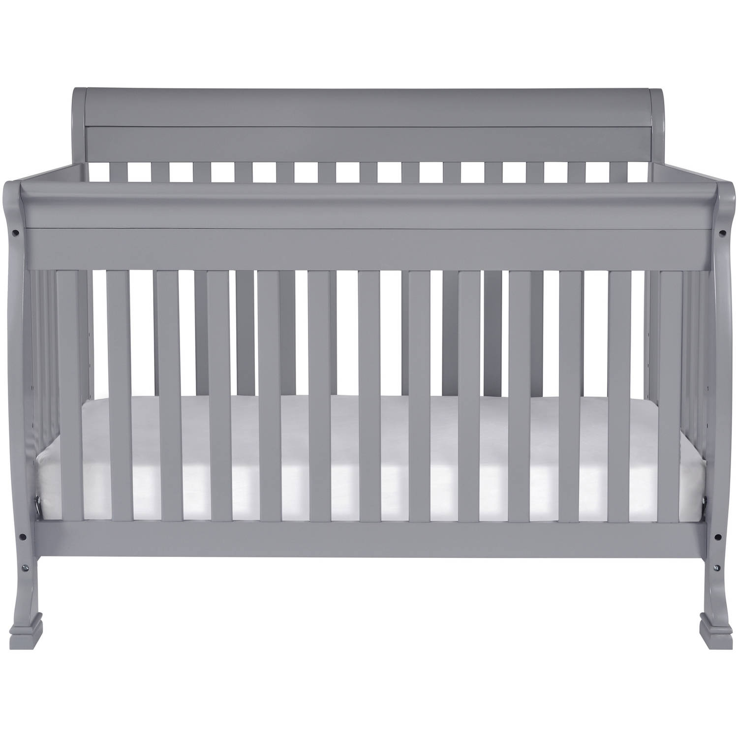 convertible inuse of davinci kalani picture rail crib with p cherry in toddler
