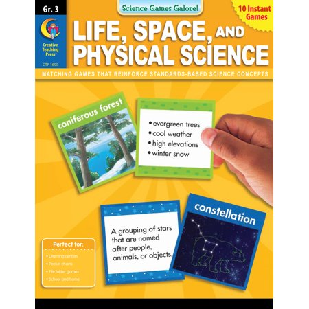 Gd 3  Earth  Life And Physical Science  Science Games Galore