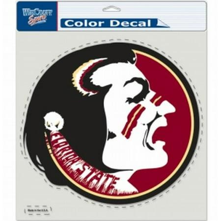 "Florida State Seminoles Die-Cut Decal - 8""x8"" Color - image 1 de 1"