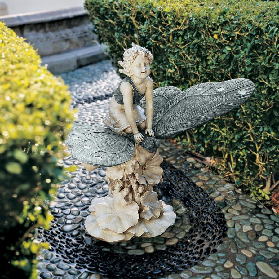 Large Design Toscano The Dweller Below Garden Sculpture