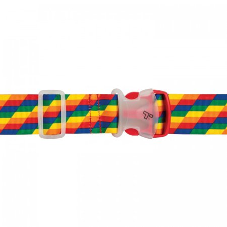 Travelon Luggage Strap, Rainbow Colors