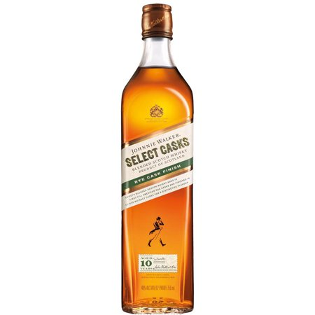 Johnnie Walker Rye Cask Finish Whiskey, 750 mL