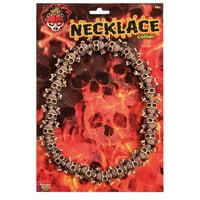 Halloween Skull Necklace