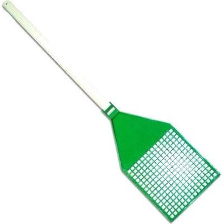 - Award Winning Jumbo Texas Fly Swatter Get rid of Pests and Bugs Green Color - Its HUGE & Guaranteed to catch them all!