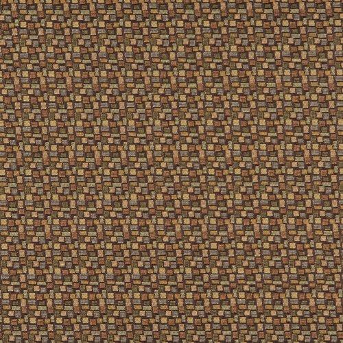 Wildon Home  Geometric Rectangles Fabric