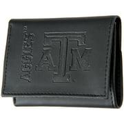 Texas A&M Aggies Hybrid Tri-Fold Wallet - Black