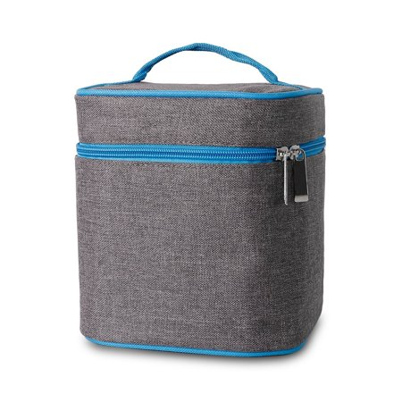 fe1741400b8b Homespon Lunch Box Insulated Lunch Bag Container Bag Spoon and ...