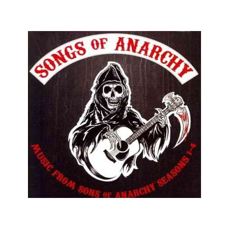 Sons of Anarchy: Seasons 1-4 Soundtrack (CD)