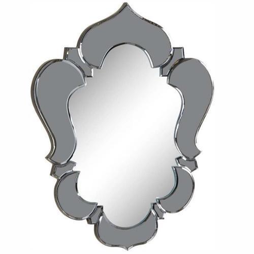 "Elegant Lighting Venetian 21"" Decorative Mirror in Gray"