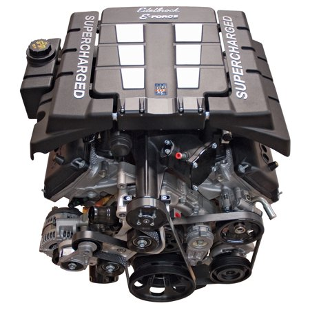 Edelbrock Supercharger Stage 1 - Street Kit 2006-2008 Chrysler Lx 5 7L Hemi w/ Tuner