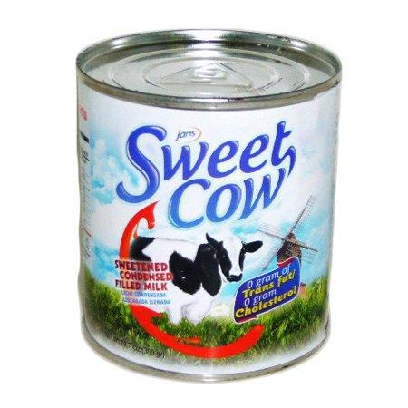 New 805024  Sweet Cow Condensed Milk 13.23Oz (24-Pack) Milk Cheap Wholesale Discount Bulk Food Milk ()