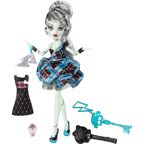 Monster High Sweet 1600 Frankie Stein Doll by Mattel, Inc.