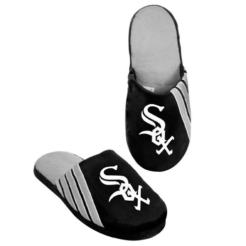 MLB - Chicago White Sox Hard Sole Stripe Slipper