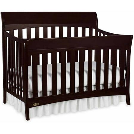 furniture x convertible bryson crib cribs espresso graco of in baby photo