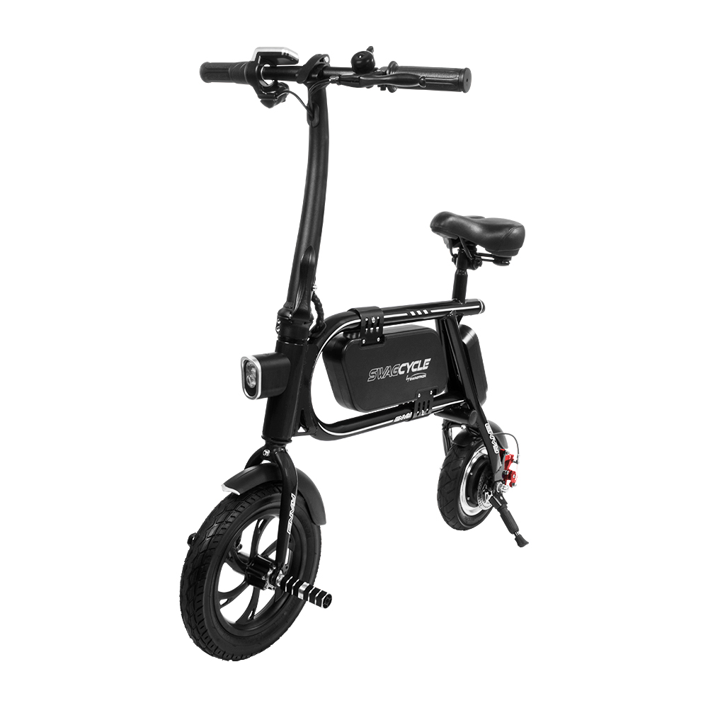 SWAGCYCLE Envy Folding Electric Bike - 264 lbs Max Load