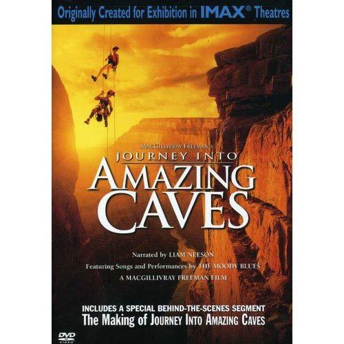 Journey Into Amazing Caves (Full Frame, Widescreen)