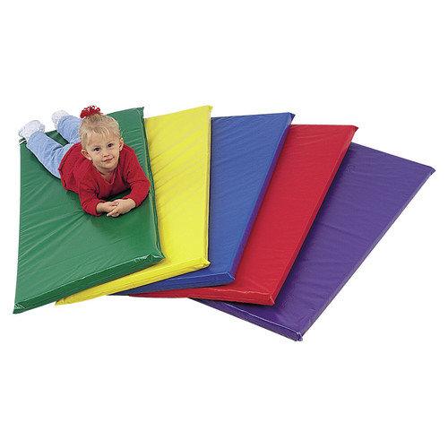 The Children's Factory Rainbow Rest Mat (Set of 5)