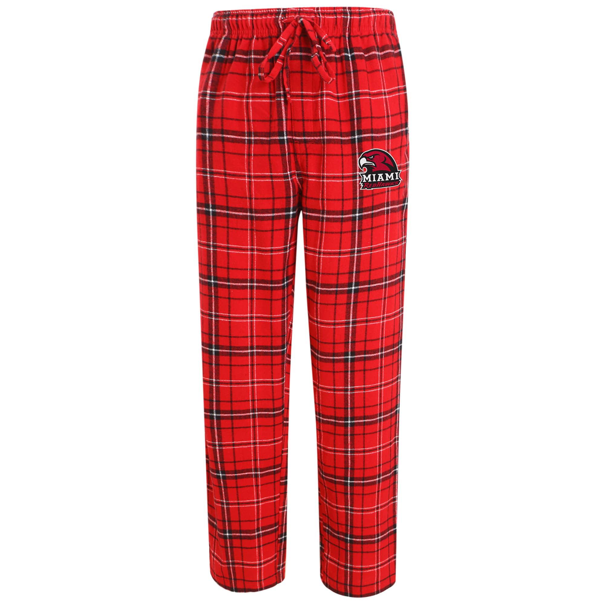 Stanford Cardinal Adult NCAA Team Pride Flannel Lounge Pants Team Color
