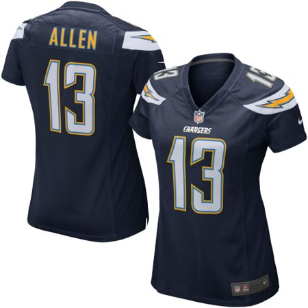 new style 886b5 f825b Keenan Allen Los Angeles Chargers Nike Girls Youth Game Jersey - Navy - Yth  L