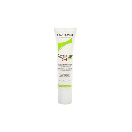 Solutions Corrective - Noreva Actipur 3in1 Corrective and Unclogging Anti-Imperfections Care 30ml