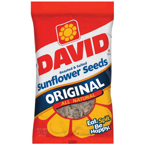 David Original Sunflower Seeds, 14.5 oz