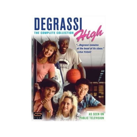 High Torque Series (Degrassi High: The Complete Series)