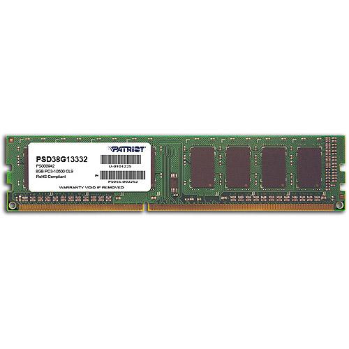 Patriot Memory 8GB DDR3 1333MHz SODIMM Module