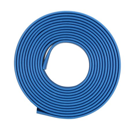 Heat Shrink Tube 2:1 Electrical Insulation Tubing Blue 10 Diameter 1m Length Blue Heat Shrink Tubing