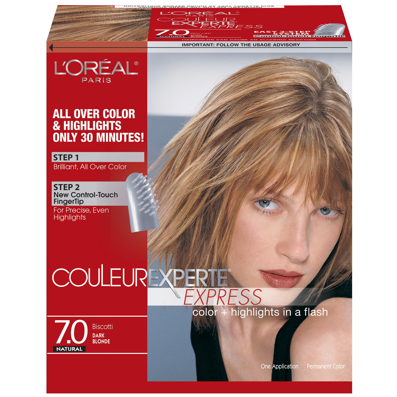 Loreal Paris Couleur Experte Hair Color Dark Blonde Biscotti