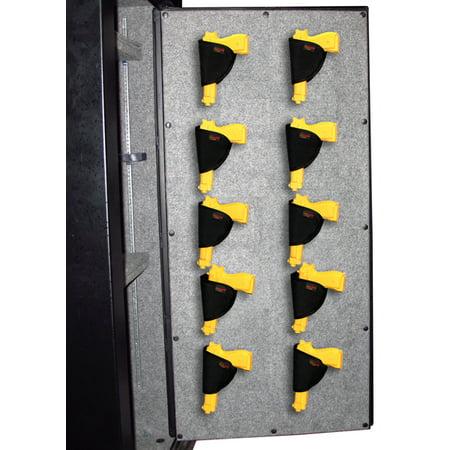 Acorn Velcro Pistol Holster for Gun Safe 10 Pack