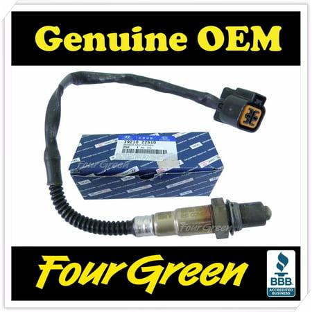 O2 Sensor Connector - Oxygen Sensor O2 for Hyundai Kia 01-11 Accent, 06-11 Rio Rio5 OEM [3921022610]