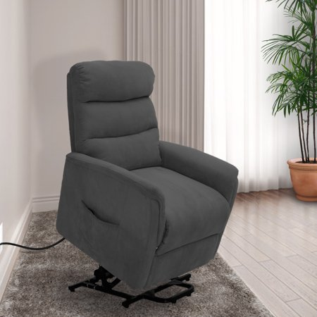 Lifesmart Ultra Comfort Lift Chair With Heat Massage And