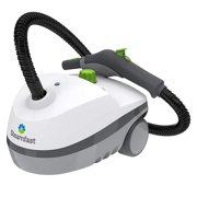 SteamFast Multi-Purpose Steam Cleaner with All NEW Steam On Demand Trigger and Multiple Cleaning Attachments