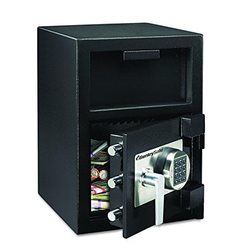 Digital Depository Safe, Extra Large, 1.09 Ft3, 14w X 15 ...