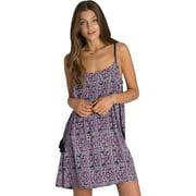 Billabong Womens Cosmic Dreamer Print Dress JD20GCOS