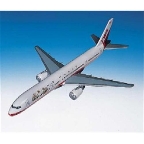 Daron Worldwide Trading G7910 B767-300 Twa (NC) 1/100 AIRCRAFT