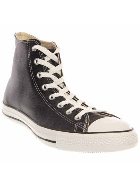 46ae191280a Product Image Converse All Star Black Leather Rubber Cap Lace Up