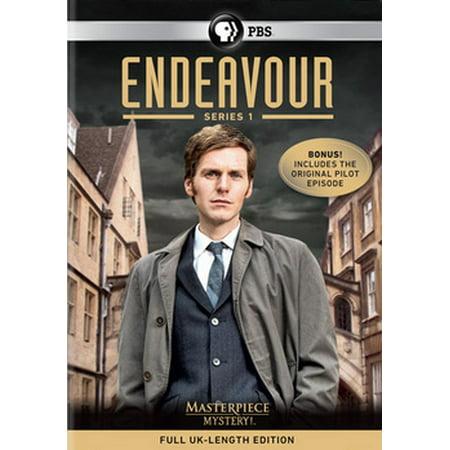 Endeavour: Series 1 (DVD) (Pbs Mystery Series)