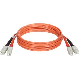 Tripp Lite N306-010 Fiber Optic Patch Cable