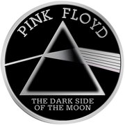 "C&D Visionary Pink Floyd ""The Dark Side of the Moon"" Heavy Metal Sticker"