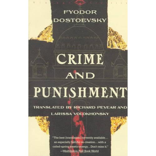 epilogue of crime and punishment Crime and punishment: a novel in six parts and an epilogue, (the novels of fyodor dostoevsky) [fyodor dostoyevsky] on amazoncom free shipping on qualifying offers.