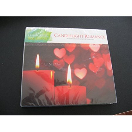 Lifescapes Candlelight Romance 2 CD Set By Lifescapes Music - Two Disc Set