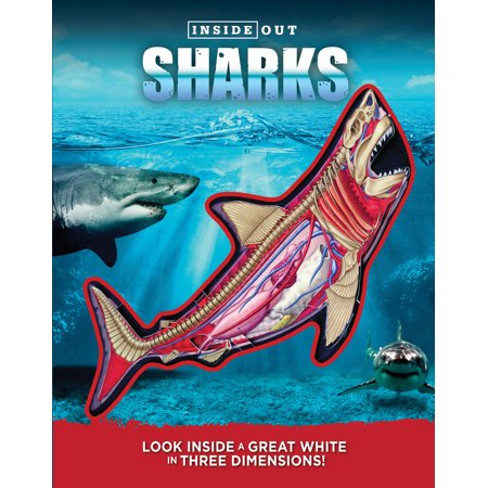 Inside Out Sharks : Look inside a great white in three dimensions!](Inside Out Joy)