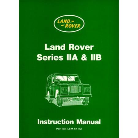 Land Rover 2a & 2b Handbook